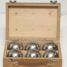 Set 6 bile Petanque - Jocuri Logica si inteligenta