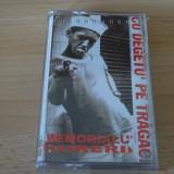 Caseta audio Memorialu' Durerii - Cu degetu' pe tragaci (sigilata) - Muzica Hip Hop, Casete audio