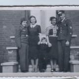 WW2-fotografie militara-poza Germania, format mic 7x11cm..14 - Fotografie veche