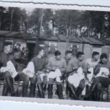 WW2-fotografie militara-poza Germania, format mic 6x9cm..08 - Fotografie veche