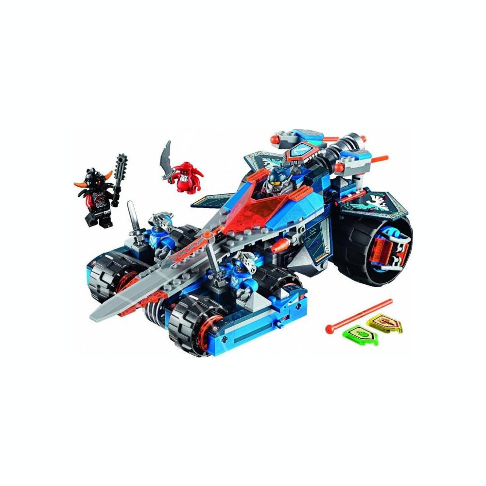lego nexo knights clay blade 70315 arhiva. Black Bedroom Furniture Sets. Home Design Ideas