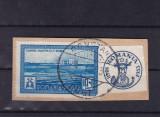 ROMANIA  ,    CONSTANTA  STAMPILA  1939, Stampilat