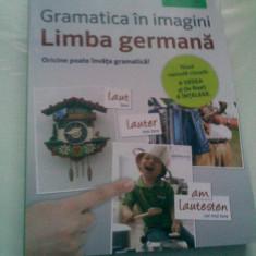 PONS Gramatica in imagini Limba germana - Curs Limba Germana litera