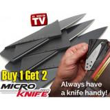 Micro Knife – Mini cutit de buzunar