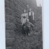 WW2-fotografie militara-poza Germania,format mic 6x9cm..13