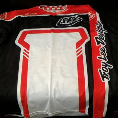 Troy Lee Designs tricou, jersey GP Air Factory marime L Altele