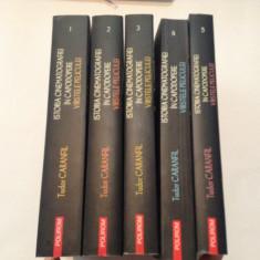 Istoria Cinematografiei In Capodopere Virstele Peliculei Vol.1-5 Tudor Caranfil - Carte Cinematografie