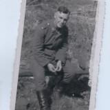 WW2-fotografie militara-poza Germania, format mic 6x9cm..12 - Fotografie veche