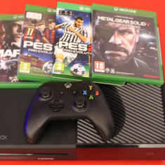Xbox One Microsoft 1TB + PES2016, PES2017, Mafia3