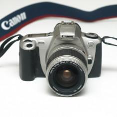 Canon EOS 300 + 28-90mm + cutie originala - Stare perfecta!! - Aparat Foto cu Film Canon