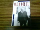 MEMORII -IULIAN VESPER, Alta editura