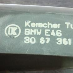 Matrita fibra sticla bara spate BMW E46 dupa Kerscher Modena Look - Bara Spate Tuning