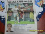 Supliment-program   CFR Cluj  -  FCM  Tg. Mures
