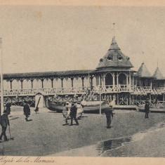 CONSTANTA PLAJA DE LA MAMAIA - Carte Postala Dobrogea dupa 1918, Necirculata, Printata