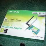 Placa de retea wireless TP-LINK TL-WN781ND