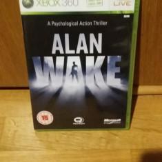Joc XBOX 360 Alan Wake original PAL / by WADDER, Shooting, 16+, Single player