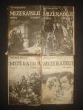 VICTOR HUGO - MIZERABILII  4 volume  {1935, prima editie}