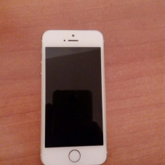 Iphone - iPhone 5 Apple, Auriu, 16GB, Neblocat