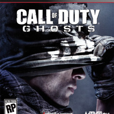Call Of Duty Ghosts PS3 JOC ORIGINAL - Jocuri PS3, Shooting, 18+
