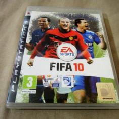 Joc Fifa 10, PS3, alte sute de jocuri! - Jocuri PS3 Sony, Actiune, 16+, Single player