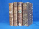 C.M. WIELAND - WERKE ( OPERE ANTUME ) * 4 VOL. -  TROPPAU - 1784-1786