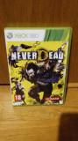 Cumpara ieftin Joc XBOX 360 Never dead original PAL / by WADDER, Actiune, 18+, Single player