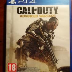 Call of Duty Advanced Warfare PS4 - Jocuri PS4, Shooting, 18+