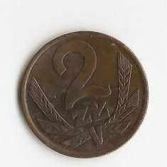 POLONIA 2 ZLOTI 1975, Europa