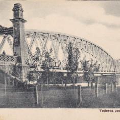 SLATINA VEDEREA GENERALA A PODULUI ED. LIBRARIEI GH. POLIHRON, SLATINA - Carte Postala Oltenia dupa 1918, Necirculata, Printata