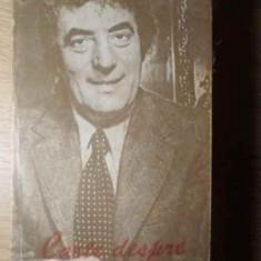 Carte Despre Toma Caragiu - Colectiv, 388699 - Carte Teatru