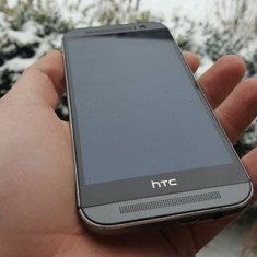 HTC One M8 Argintiu - Telefon mobil HTC One M8, 16GB, Neblocat