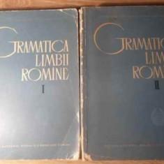 Gramatica Limbii Romane Vol.1-2 - Colectiv, 388592