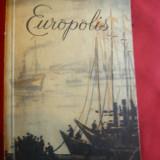 Jean Bart - E.Botez - Europolis -Ed.ESPLA 1956 ,ilustratii Sorin Ionescu