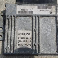 Kit pornire calculator ECU Renault Laguna 2 1.8 16V - ECU auto, LAGUNA II (BG0/1_) - [2001 - 2007]