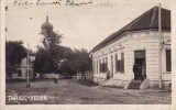 ZARNESTI   TOHANUL - VECHIU   PIATA  COMUNEI   ATELIERUL  FOTOBLITZ  ZARNESTI