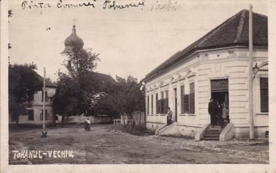 ZARNESTI   TOHANUL - VECHIU   PIATA  COMUNEI   ATELIERUL  FOTOBLITZ  ZARNESTI foto