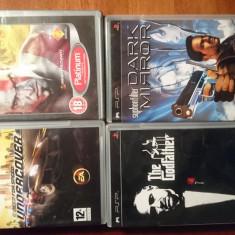 Set jocuri PSP
