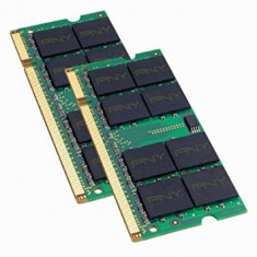 KIT MEMORIE RAM LAPTOP 2GB DDR2 667MHZ 2X1GB Testate, Garantie 6 Luni, Dual channel