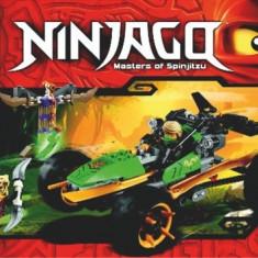 LEGO NINJAGO 70755 MASTER OF SPINJUTZU SECOND HAND cadou alt Lego