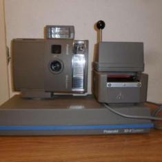 Polaroid ID-4 110 System Laminator Vintage Colectie Aparat Foto Veche Original - Aparat Foto cu Film Polaroid