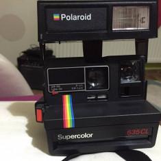 Vand aparat foto Polaroid- Supercolor 635CL close up - Aparat Foto cu Film Polaroid