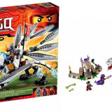 LEGO 70748 NINJAGO MASTER OF SPINJUTZU SECOND HAND