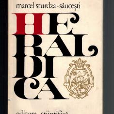 Heraldica - Marcel Sturdza-Saucesti