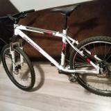 Btwin Rockrider 5.3 (Shimano + Sram) - Mountain Bike Rockrider, 19 inch, 26 inch, Numar viteze: 27