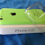 iPhone 5C Apple, Verde, 16GB, Neblocat