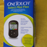 APARAT DE GLICEMIE ONE TOUCH SELECT PLUS FLEX, APROAPE NOU ! - Glucometru