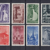 ROMANIA 1940 Straja tarii vederi mnh - Timbre Romania, An: 1931, Transporturi, Nestampilat