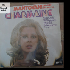 Mantovani si orchestra sa dublu LP DECCA  Germany dis vinil