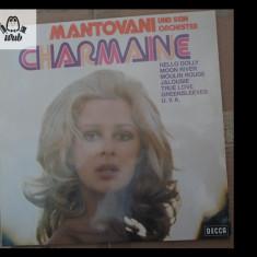 Mantovani si orchestra sa dublu LP DECCA Germany dis vinil - Muzica Clasica decca classics