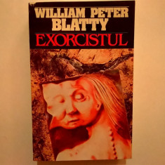 William Peter Blatty - Exorcistul - Carte politiste